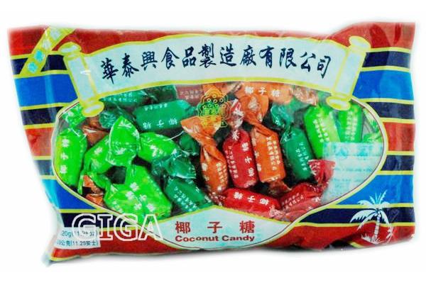 香港華泰興椰子糖(原味)/320g