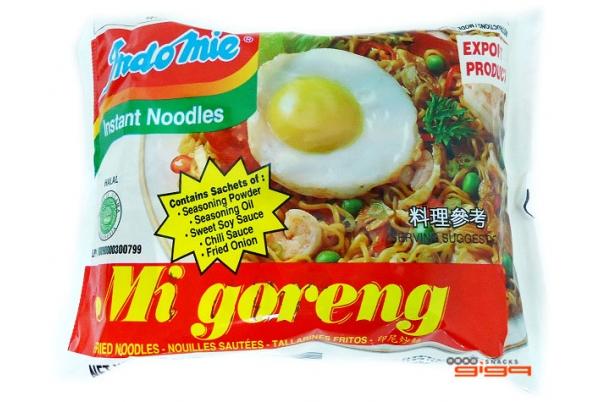 印尼炒麵/印尼泡麵/速食撈麵/營多麵(原味).有名又好吃的印尼泡麵