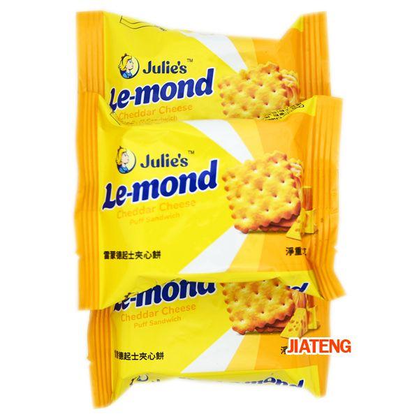 雷蒙德夾心餅乾(乳酪)/奶素‧另有茱蒂絲三明治餅