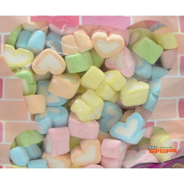 彩心棉花糖(1kg),另有多種形狀