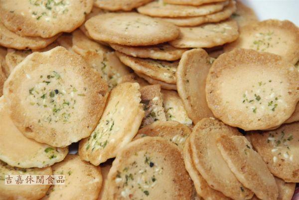 海苔薄片(海苔金錢餅)